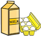 Milk & Eggs Day at Oaklandon UU Church